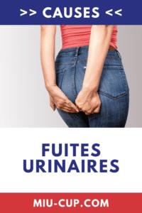 fuites urinaires