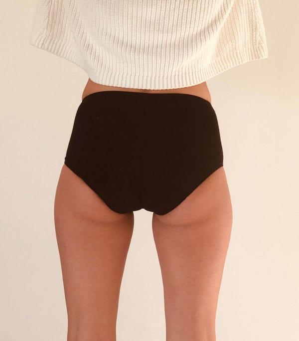 CULOTTE menstruelle- dos culotte haute