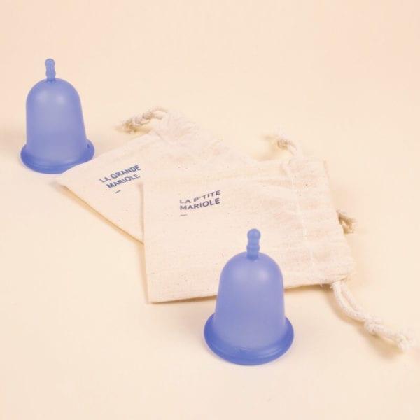 Coupe menstruelle-rigides