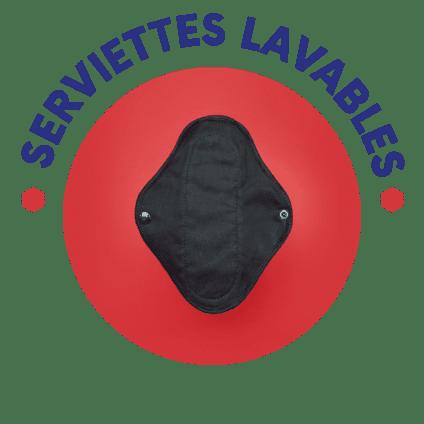 serviettes périodiques